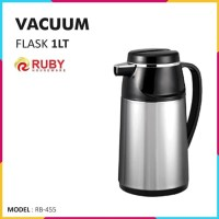 RUBY RB-455 Vacuum Flask 1Lt [Panas & Dingin]