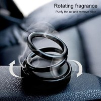Promo Diffuser Aroma Therapy Parfum Mobil Magnet Rotation / Parfum