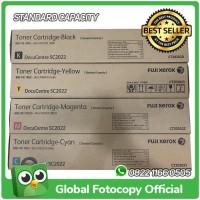 Toner Fuji Xerox Docucentre SC2022 Standard Capacity 1 Set CMYK Ori