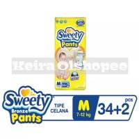 Sweety Bronze Pant (Tipe Celana) M34