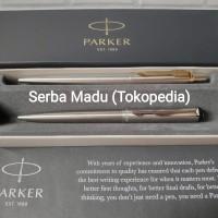Paket Parker Best Pal II: 1pcs Jotter SS GT BP + 1pcs Vector SS CT BP