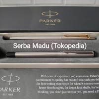 Paket Parker Best Pal I: 1pcs Jotter SS GT BP + 1pcs Vector SS CT RB