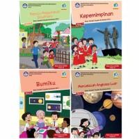 Paket Tematik SD Kelas 6 Semester 2 Tema (6,7,8,9)