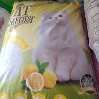 pasir gumpal kucing 12,5liter khusus gojek
