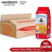 Haverjoy Full Cartoon Instant Oats 500 g