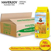 Haverjoy Full Cartoon Rolled Oats 500 g