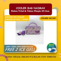 COOLERBAG NAIMAX - CANNES MINI PURPLE