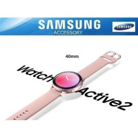 ORIGINAL SAMSUNG Watch Active 2 - 40mm Pink Gold Garansi RESMI