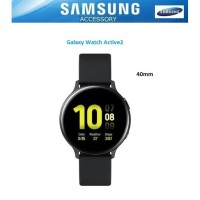 ORIGINAL SAMSUNG Watch Active2 - 40mm Black Garansi RESMI