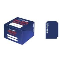 Ultra-PRO PRO Dual Standard Blue Deck Box