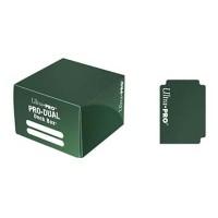 Ultra-PRO PRO Dual Standard Green Deck Box