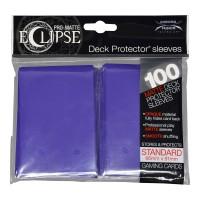 Ultra-PRO PRO-Matte Eclipse Royal Purple Standard Deck Protector