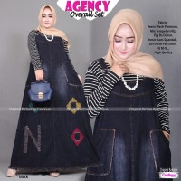 agency overall set by cantique