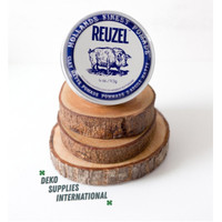 REUZEL pomade asli EROPA CLAY MATTE Finish Pomade Strong Hold Wax 113g