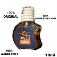 Parfum Pewangi Mobil Kopi Bali Cair Botol Gantung 10 ml versi 2