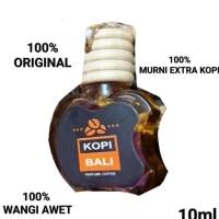 Parfum Mobil Pengharum Kopi Bali Cair Botol Gantung 10 ml versi 2 Ori