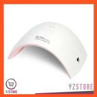 Pengering Kutek Kuku Gel Nail Art SUN9c Plus Manicure Lampu LED UV 36W - Putih Putih thumbnail