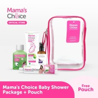 Mama's Choice Baby Shower Package + Free Pouch