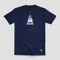 Baju Glow In The Dark Terbaru Navy Fire Merek Upstain Wear