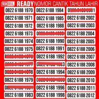 Nomor Cantik Telkomsel Seri Tahun Lahir