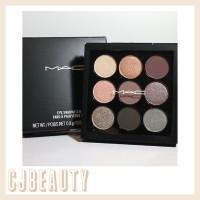 MAC eye shadow x 9 - Solar Glow Times Nine Eyeshadow Palette MAC
