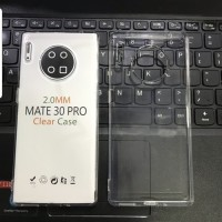Huawei Mate 30 Pro Ultrathin Oem Silicone Clear Transparan