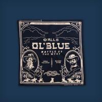 Oldblue Bandana - The West Battle