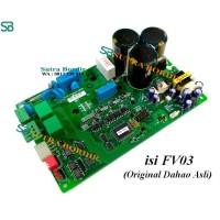 isi Inverter Servo FV03 Dahao Mesin Bordir Komputer (Original Dahao)