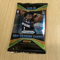 2019/20 Panini Prizm Fast Break Basketball Pack (isi 5 kartu)