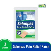 SALONPAS Pain Relief Patch Pereda Nyeri isi 3