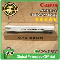 Paket Drum Blade Canon IR 1730 - 1740 - Japan Kualitas Premium