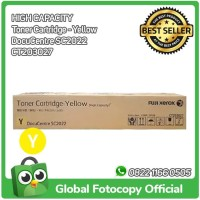 Toner Cartridge - Yellow ( Y ) DocuCentre SC2022 - CT203027 HIGH