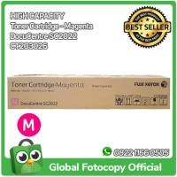 Toner Cartridge - Magenta ( M ) DocuCentre SC2022 - CT203026 HIGH