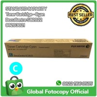 Toner Cartridge - Cyan ( C ) DocuCentre SC2022 - CT203021 Standard