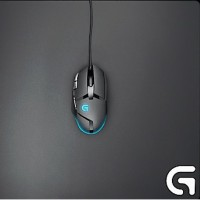Ready Logitech G640 Large Cloth Gaming Mouse Pad Stok Terbatas