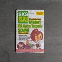 SKS Sistem Kejar Semalam IPA SD Kelas 4,5,6