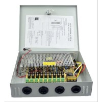 (PSU 10A & PSU 5A) 5 unit + BOX & BNC drat 3 pck & DC JACK 1 pck