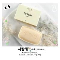 NACIFIC - Fresh EM Soap 100g Original Korea