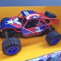Cheetah King Avengers sand Monster Rc Car offroad 2.4ghz 25km/h heroca