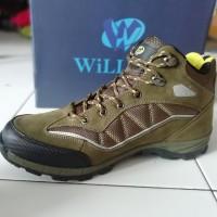Sepatu Hiking /mendaki Willow tupe panther original