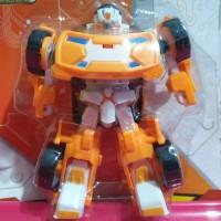 mainan tobot mini tobot x tobot y tobot z 2 in 1 robot mobil