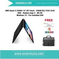 LENOVO Yoga C340 - AWID AMD Ryzen 3-3200U 256GB - 8GB - Radeon vega 3