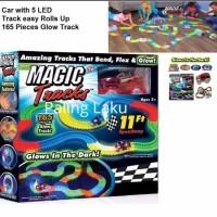 Mainan Mobilan Magic tracks kado anak seperti tamiya mainan edukasi
