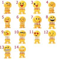 Jual New Led Emoji Mainan Boneka Goyang Kreatif Bentuk Emoticon