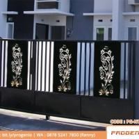 Jual Pagar Minimalis | Pagar Rumah | Pagar Laser Cutting | Pagar - Kota  Surabaya - ProgenioShop | Tokopedia