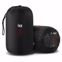 Sleeping Bag Pinnacle Izz Synthetic - Red Mummy