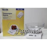 Timbangan Digital TANITA Kitchen Electric Scale KD - 160 N (2Kg)