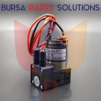 KHF Small Ink Pump DC 24 Volt 3 Watt / Motor Tinta Solvent / Printing