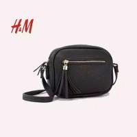 TAS WANITA CEWEK BRANDED SELEMPANG H&M HnM SIMPLE KOREAN STYLE RUMBAI