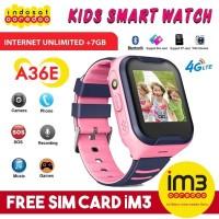 Dennos A36E Smart Kids Watch 4G Video Call GSM Waterproof GPS WIFI